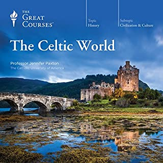 The Celtic World                   By:                                                                                                                                 The Great Courses                               Narrated by:                                                                                                                                 Professor Jennifer Paxton PhD                      Length: 12 hrs and 52 mins     73 ratings     Overall 4.5