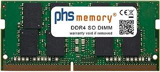 PHS-memory 16GB RAM módulo para ASRock DeskMini A300M-STX DDR4 SO DIMM 2666MHz PC4-2666V-S