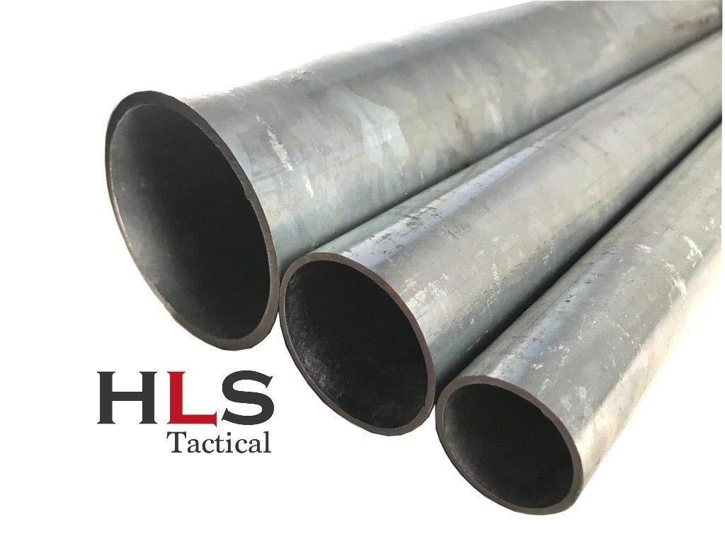 /Ø 6 x 1mm 500mm Tubo in acciaio zincato 1 lunghezza a scelta tubo di costruzione rotondo zincato /Ø 6,00 mm fino a /Ø 76,1 mm fino a 2 metri