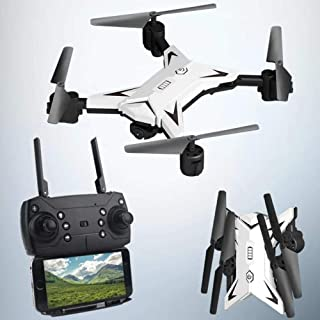 DSORO - Luxury Brands at Wholesale Prices Remote Control Headless Foldable RC Quadcopter with 5MP 1080P Camera WiFi Drone