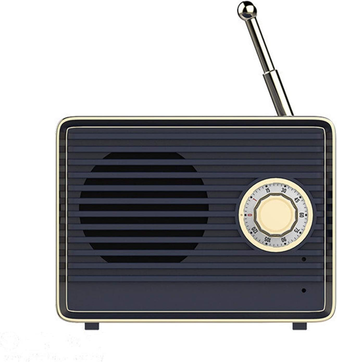 Zhangxiaowei Retro Stereo Free Shipping Cheap Bargain Gift Fm Radio depot Mini Speaker Portable Wireles
