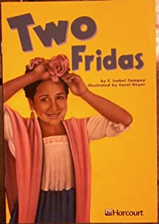 Harcourt School Publishers Trophies: Ell Reader Grade 4 Two Fridas