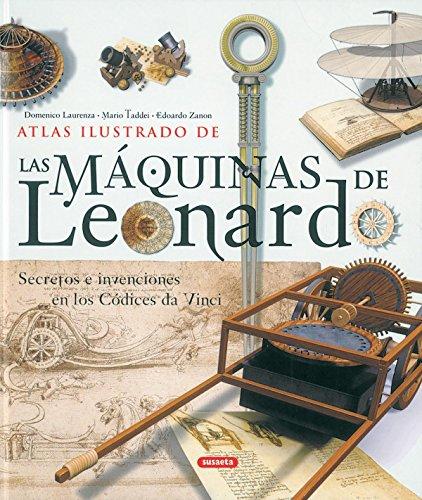 Maquinas De Leonardo,Atlas Ilustrado