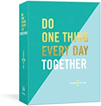 Do One Thing Every Day Together: A Journal for Two (Do One Thing Every Day Journals) PDF