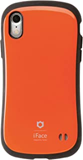 iFace First Class Standard iPhone XR ケース [オレンジ]