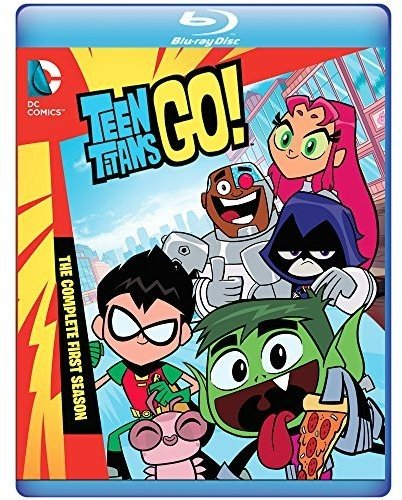 Teen Titans Go: The Complete First Season [Blu-ray]