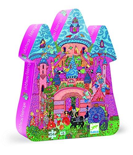Djeco - puzzel met sprookjes, meerkleurig (DJ07246)