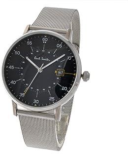 [ポールスミス]PAUL SMITH メンズ Gauge シルバー P10131 腕時計 [並行輸入品]