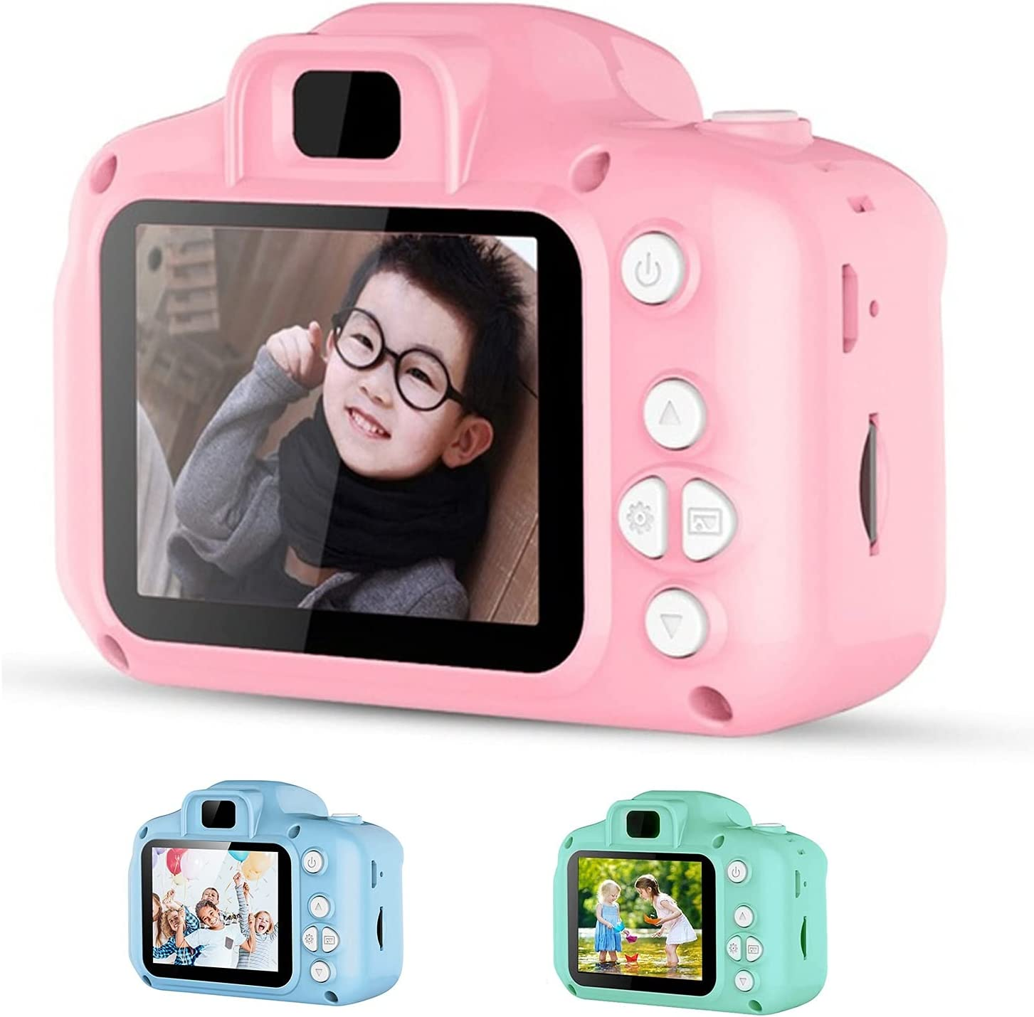 Kids Mini Digital Fort Worth Mall Camera with Photo Taking Over item handling ☆ Vide USB Cable