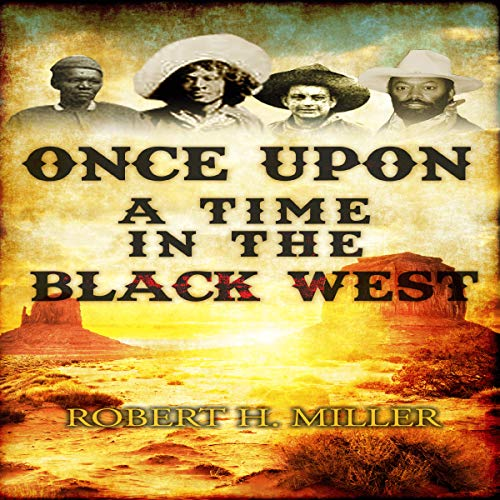 Once Upon a Time in the Black West Titelbild