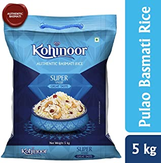Kohinoor Super Value Basmati Rice, 5 Kg