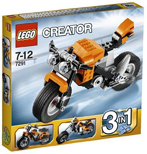 LEGO Creator 7291 - Rey de la Carretera