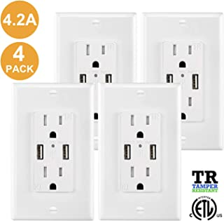 Best 3 outlet receptacle Reviews