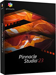 Pinnacle Studio 23 - Video Editing [PC Disc] [Old Version]