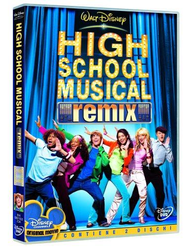 High School Musical (Remix Edition) (2 Dvd)