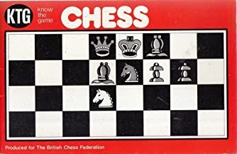 Know the Game: Chess: Produced in Collaboration with the British Chess Federation (Know the Game)