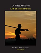 Of Mice And Men LitPlan - A Novel Unit Teacher Guide With Daily Lesson Plans (Paperback)