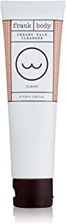 Frank Body Creamy Face Cleanser, 3.4 oz.