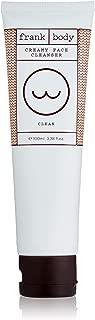Frank Body Creamy Face Cleanser, 3.4 oz.