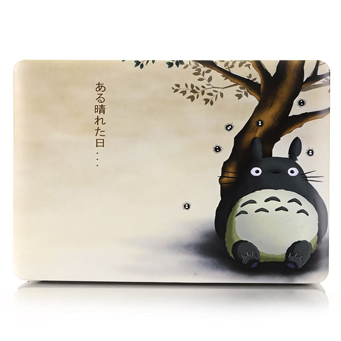 SAYA Waterproof Anti-Fingerprint Hard Case Cover for Old MacBook Pro 13 Inch Model Number A 1278(Black Yellow)