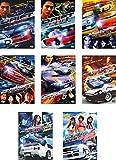 ドリフト 1、2、3 鷹、4 隼、5、6 Z、7 R、special Beauty Battle [レンタル落ち] 全8巻セット [マーケットプレイスDVDセット商品] image