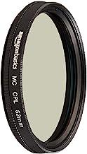 Amazon Basics Circular Polarizer Camera Lens Filter - 52 mm