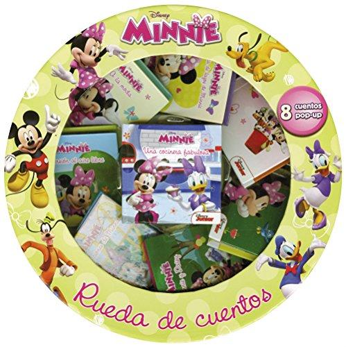 Minnie Mouse. Rueda de cuentos: 8 cuentos pop-up (Disney. Minnie)