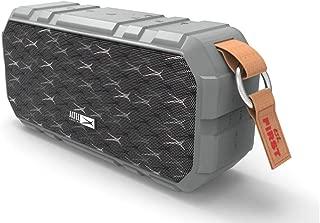 Altec Lansing X-Wild Waterproof Bluetooth Speaker AL-BT6010 Grey
