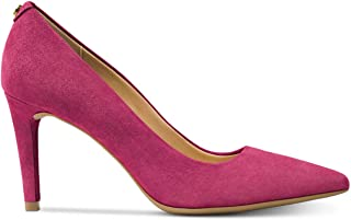 Michael Kors Womens Dorothy Fabric Pointed Toe Classic Pumps