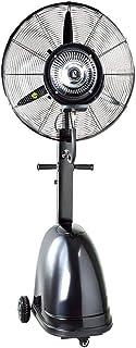 Jyfsa Tipo Vertical Ventilador de fábrica Ventilador eléctrico Ventilador Industrial Ventilador frío Compacto Ventilador Grande Ventilador de Niebla para Tiendas comerciales, Tanque de Agua Lavable
