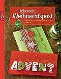 Liebevolle Weihnachtspost: Stimmungsvolle Karten aus Papier gemacht