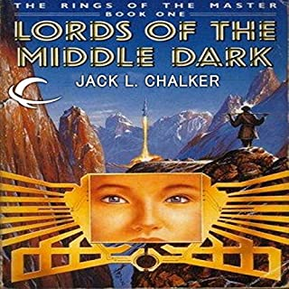 Lords of the Middle Dark audiobook cover art
