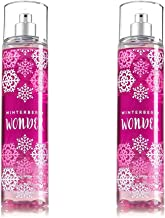 Set of 2 Bath and Body Works Winterberry Wonder 8 Ounce Fragrance Mists 2016 Season