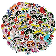 PERFECT SIZE: Multiple sizes of stickers can be pasted in different places(2 - 4.7 in), best gifts and rewards for kids, teens, girls and children to DIY and decoration All the Stickers made with high quality vinyl, with sun protection and waterproof...