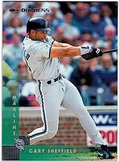 1997 Donruss World Series Champion Florida Marlins Team Set with Al Leiter & 2 Gary Sheffield - 15 MLB Cards