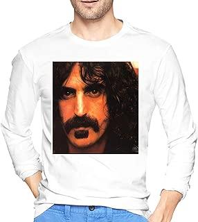 Mens Frank Zappa Men's Apostrophe Long Sleeve T Shirts