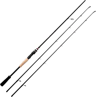 BERRYPRO 7-Feet Casting rods and Spinning rods, 24 Ton Carbon Fiber Baitcasting Rods Spinning Fishing Rods - Two Piece Twin-Tip Rods and One Piece Rods