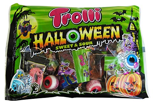 Trolli Halloween Horror Bag, 1er Pack (1 x 450g)