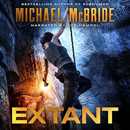 Extant Audiobook By Michael McBride cover art