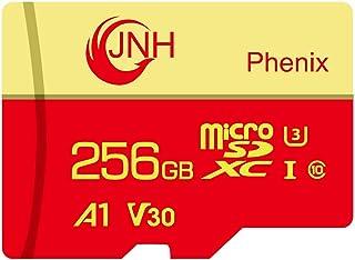 microSD 256GB Nintendo Switch 動作確認済 JNH 超高速Class10 UHS-I U3 V30 4K Ultra HD アプリ最適化A1対応 国内正規品 5年保証】