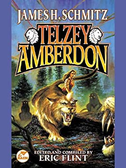 Telzey Amberdon (The Complete Federation of the Hub Book 1