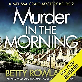 Murder in the Morning cover art