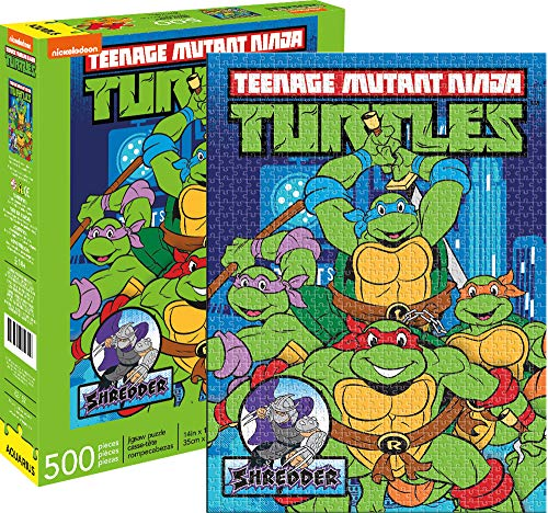 1000 piece puzzle ninja turtles - 2