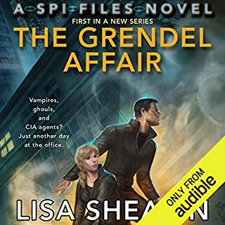 The Grendel Affair cover art