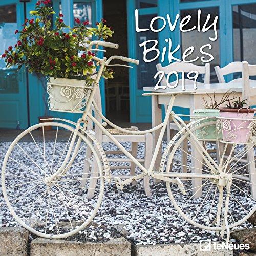 Lovely Bikes 2019: Broschürenkalender Fahrrad
