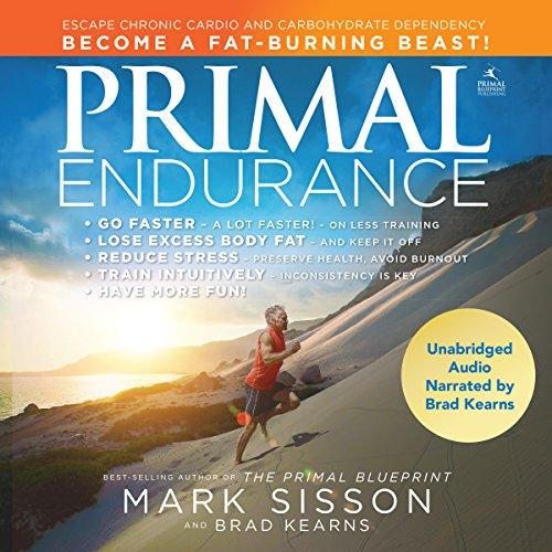 Primal Endurance audiobook cover art