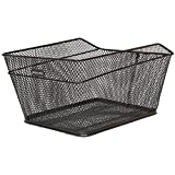 PedalPro Mesh Rear Pannier Rack Bicycle Basket