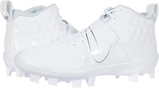 White/White/Pure Platinum
