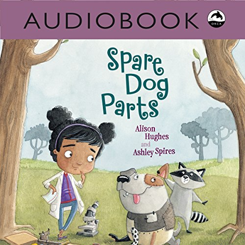 Spare Dog Parts cover art