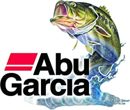 ABU Garcia Fishing Sticker Decal Ocean AG001 Great for Tackle Box Toolbox Sexy Pinup Girl Laptop Mirror USA